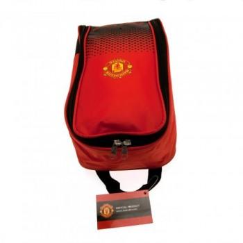 Manchester United F.C. krepšys batams (Raudonas)
