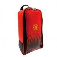 Manchester United F.C. boot bag (Red)