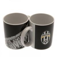 Juventus F.C. puodelis (Su užrašais)