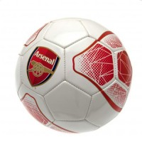 Arsenal F.C. Ball White/Red