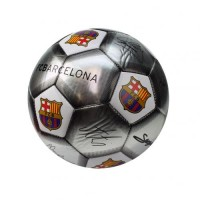 F.C. Barcelona skill ball (Signatures. Grey)