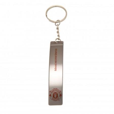 Manchester United F.C. butelio atidarytuvas - raktų pakabukas