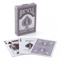 Bicycle Rider Back Fashion playing cards (Daybreak)