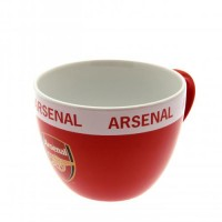 Arsenal F.C. Cappuccino kavos puodelis
