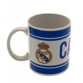 Real Madrid C.F. puodelis (Captain)