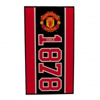 """Manchester United"" F.C. towel (1878)"