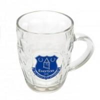 Everton F.C. stiklinis alaus bokalas
