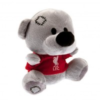Liverpool F.C. plush bear (Grey)