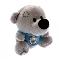 Manchester City F.C. plush bear (Grey)