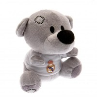 Real Madrid C.F.  plush bear (Grey)
