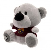 F.C. Barcelona plush bear (Grey)