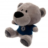 Chelsea F.C. plush bear (Grey)