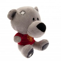 Manchester United F.C. plush bear (Grey)