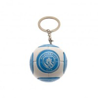 Manchester City F.C. keyring (Football)