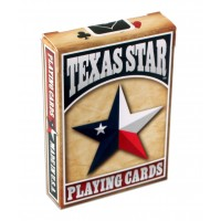 Bicycle Texas Star cards
