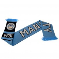Manchester City F.C. scarf (Blue)