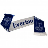 Everton F.C. scarf (Blue/White)