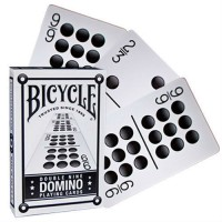 Bicycle Double Nine Domino kortos
