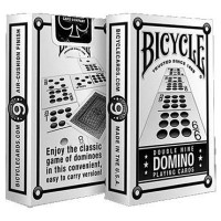 Bicycle Double Nine Domino cards