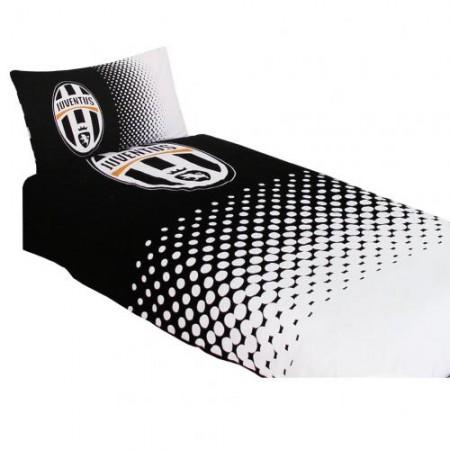 Juventus F.C. patalynės komplektas (Balta/Juoda)