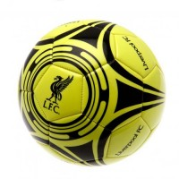 Liverpool F.C. football ball (Neon Green)