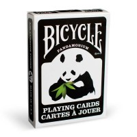 Bicycle Panda cards