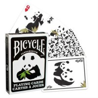 Bicycle Panda kortos