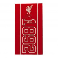 Liverpool F.C. towel (1892)