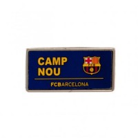 F.C. Barcelona Badge (Camp Nou)