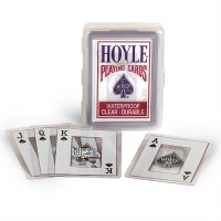 Bicycle Clear Plastic cards