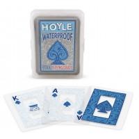 Hoyle skaidrios plastikinės kortos