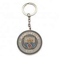 Manchester City F.C. keyring (Logo)