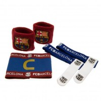 F.C. Barcelona sport accessories set