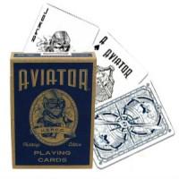 Aviator Heritage Edition kortos