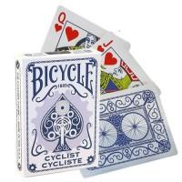 Bicycle Cyclist kortos (Mėlynos)