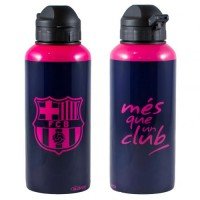 F.C. Barcelona aluminium drinks bottle (Away)