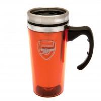 Arsenal F.C. kelioninis puodelis (Su rankena)