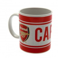 Arsenal F.C. mug (Captain)
