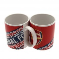 Arsenal F.C. mug (Dotted)