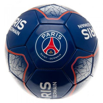 Paris Saint - Germain F.C. futbolo kamuolys (Mėlynas su taškais)