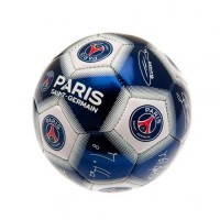 Paris Saint - Germain F.C. skill ball (Signatures)