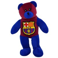 F.C. Barcelona plush bear (Blue)