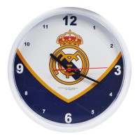 Real Madrid C.F. wall clock (White)