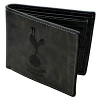 Tottenham Hotspur F.C. Faux Suede Wallet (Black)