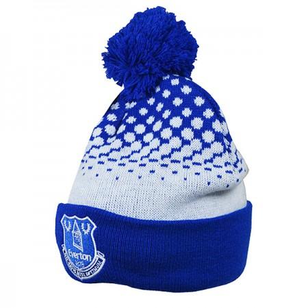 Everton F.C. žieminė kepurė su bumbulu