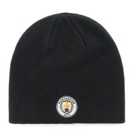 Manchester City F.C. knitted hat (Navy)