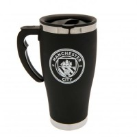 Manchester City F.C. Executive Aluminium Travel Mug