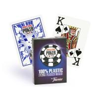 Fournier WSOP pokerio kortos (Mėlynos)