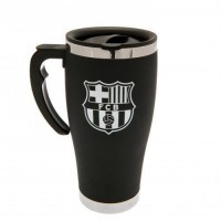 F.C. Barcelona Executive Aluminium Travel Mug