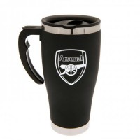 Arsenal F.C. Executive Aluminium Travel Mug